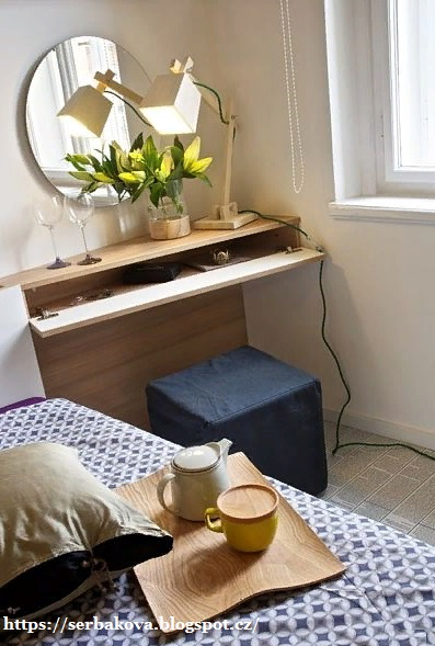 Дизайн интерьера двухкомнатной квартиры в доме с 20-х лет минувшего столетия
