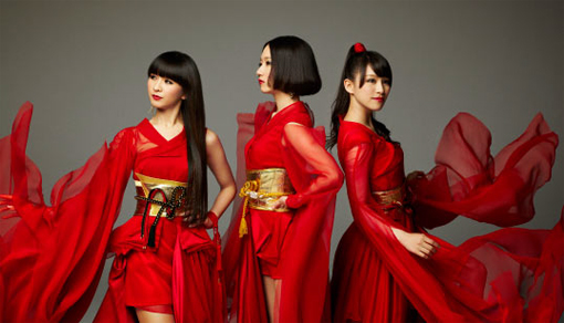 "Perfume's new single ""Spending all my time"" 