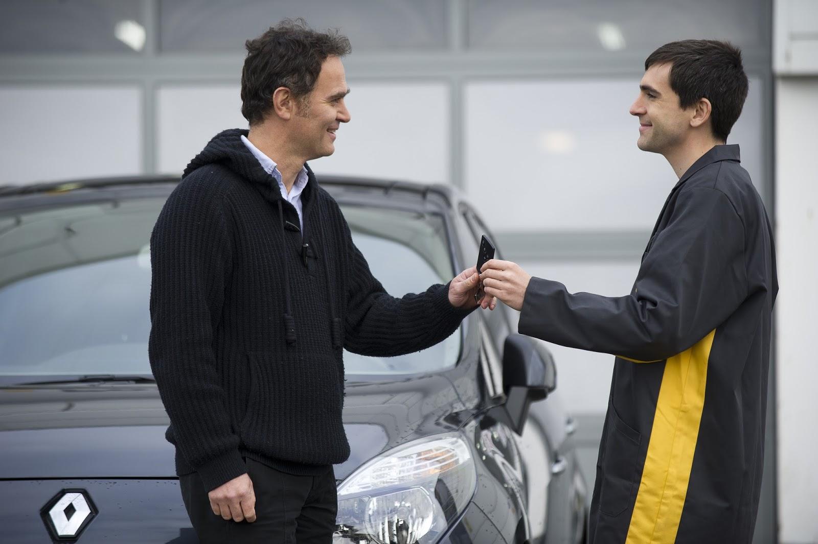 00031152 Όλοι οι κάτοχοι Renault 5 ετών και άνω μπορούν να το ελέγξουν εντελώς δωρεάν