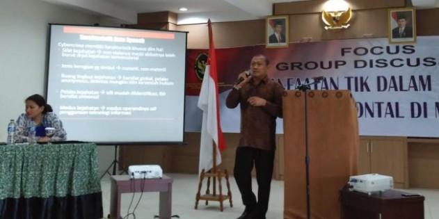 Polri: Ada Akun Medsos Sengaja Dibuat Untuk Melawan Presiden Jokowi