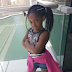Annie Idibia celebrates her second daughter, Olivia on her fourth birthday