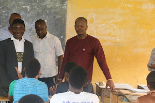 Faith of Darlington Foundation Organizes Extra mural Classes  for Secondary School Students 2
