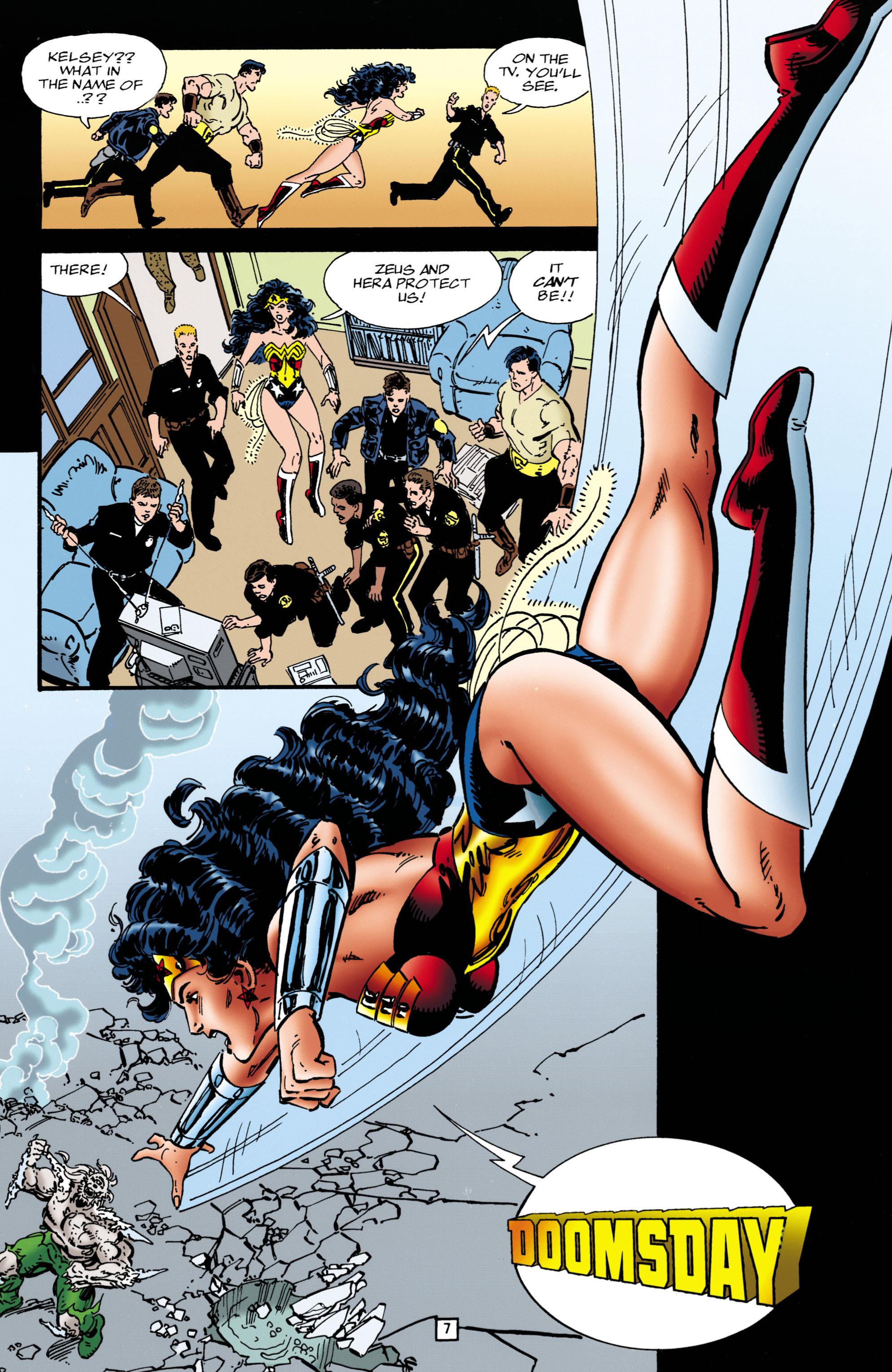 Read online Wonder Woman (1987) comic -  Issue #111 - 7