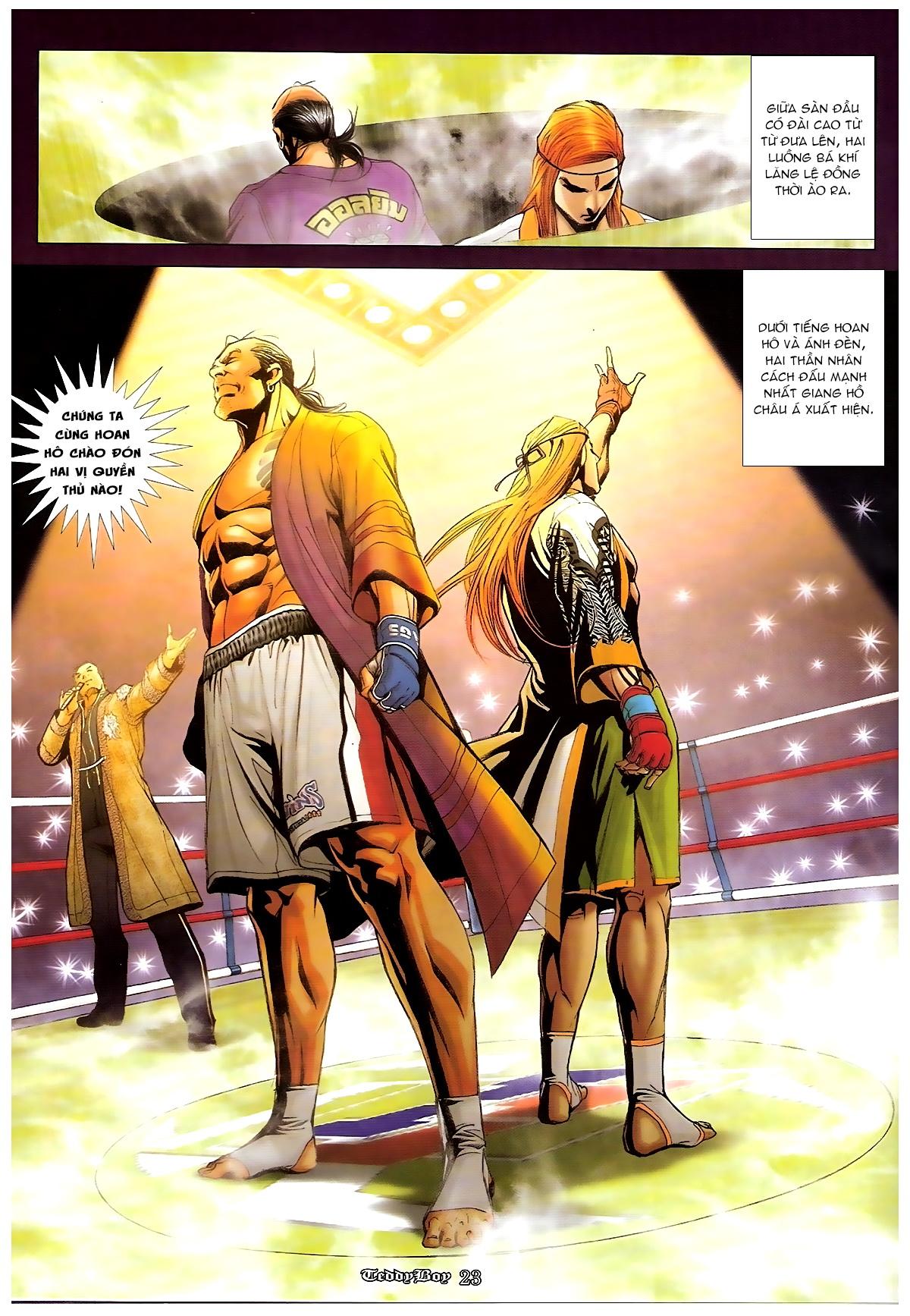 Người Trong Giang Hồ - Chapter 1249: Tối Cường vs Tối Cường - Pic 20