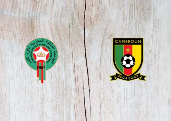 Morocco vs Cameroon - Highlights 16 November 2018