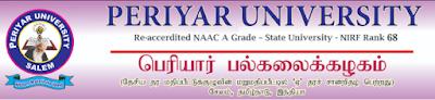 Periyar University 2019 Results