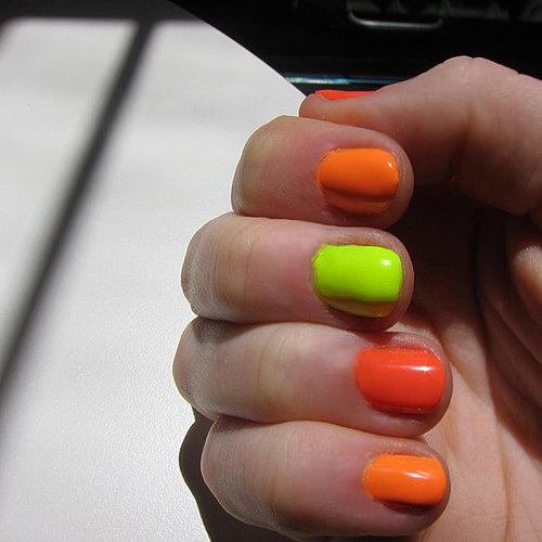 Why Does Neon Nail Polish Chip: Journaliste Cherche Job: Neon Nail Polish