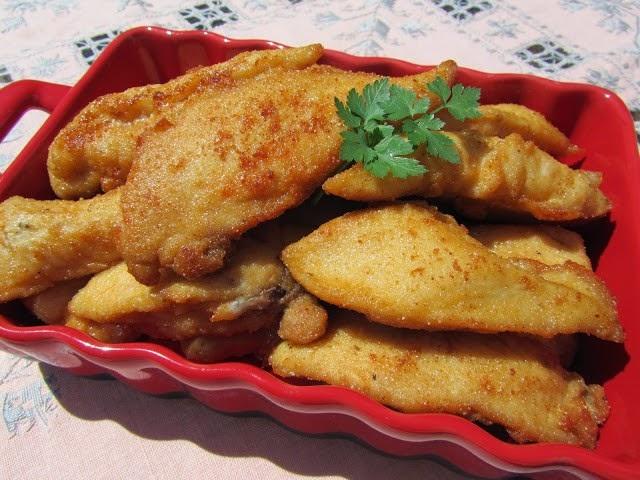 Rebozado especial para pollo Ana Sevilla Cocina tradicional