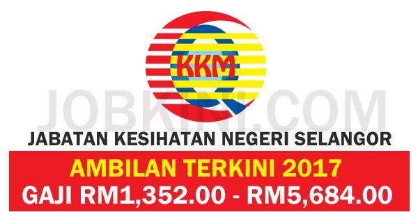 Jabatan Kesihatan Negeri Selangor