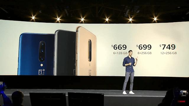 Review Smartphone OnePlus 7 Pro Spesifikasi dan harga