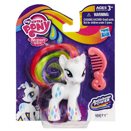 MLP Neon Single Wave 2 Rarity Brushable Pony