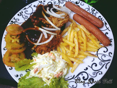 Chicken Chop Homemade Oleh Mrs.Belalang