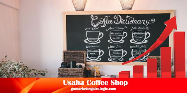 Cerdas Buka Usaha Coffee Shop