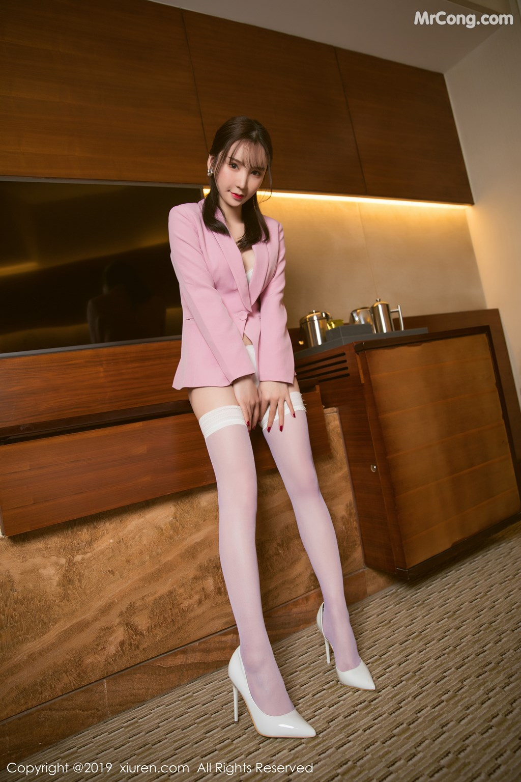 Image XIUREN-No.1391-Zhou-Yuxi-Sandy-MrCong.com-007 in post XIUREN No.1391: Zhou Yuxi (周于希Sandy) (51 ảnh)