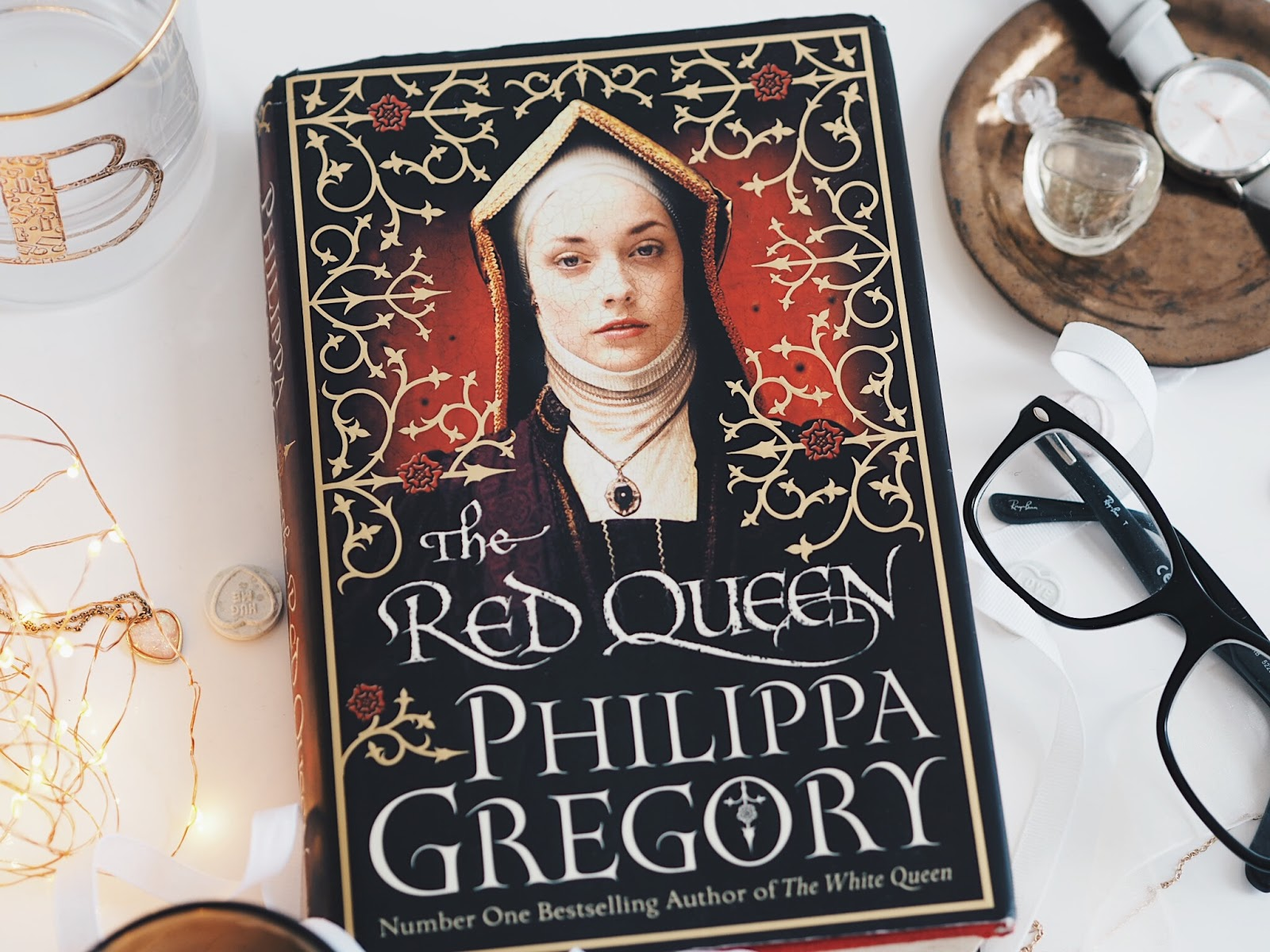 what i read in april 2018 the red queen philippa gregory