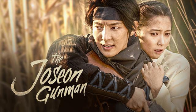 Drama Korea Joseon Gunman Subtitle Indonesia