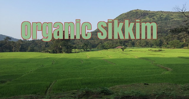 Sikkim is the first fully organic state of India