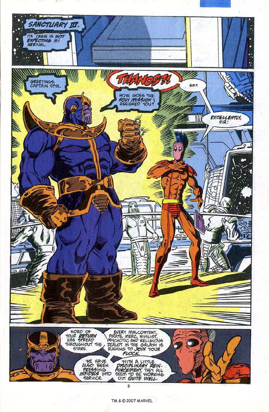 Read online Silver Surfer (1987) comic -  Issue #45 - 5
