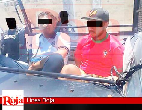 Taxistas dan golpe al HAMPA. Detienen a 2 de sus colegas que asaltaron a un turista francés