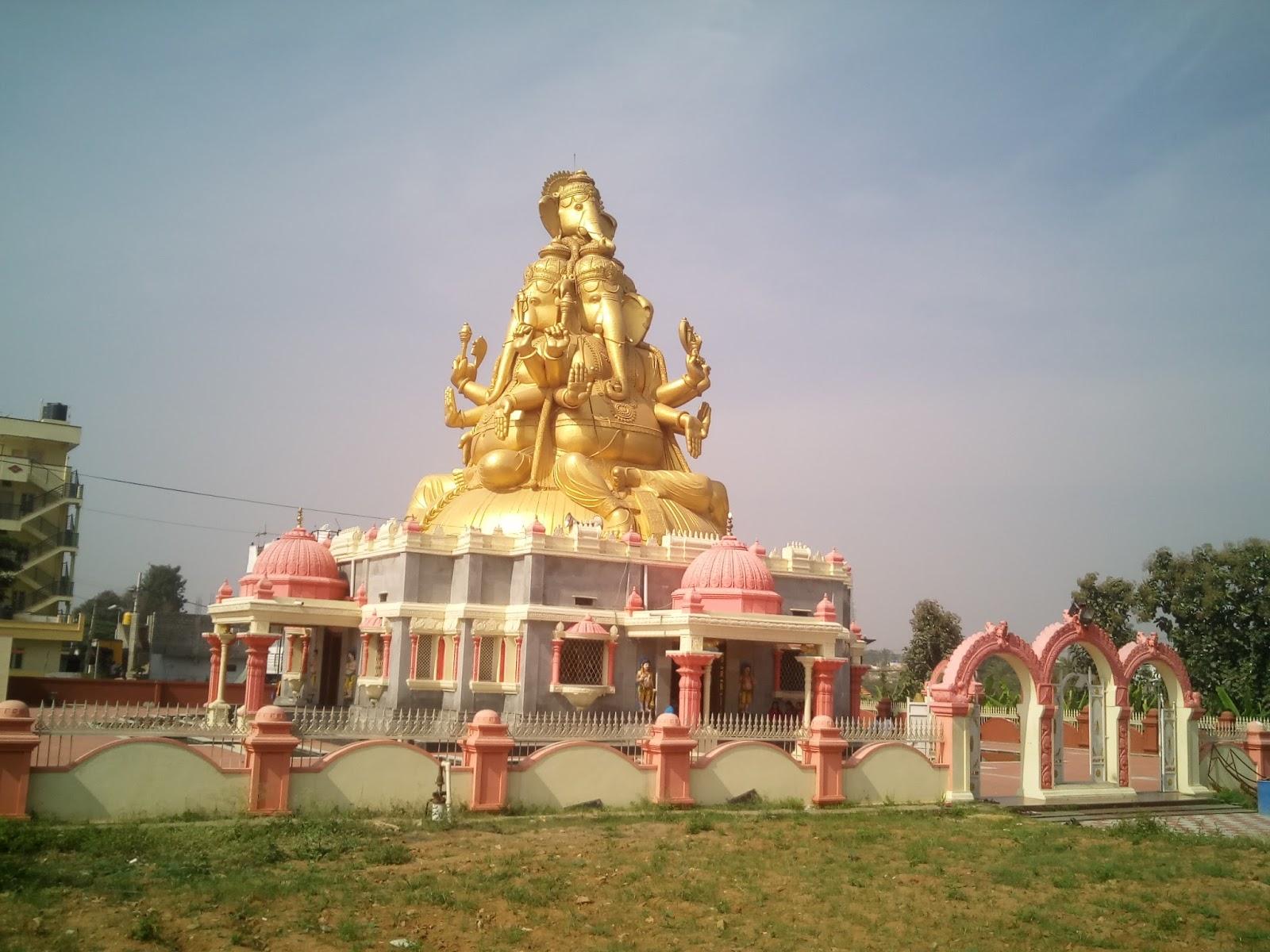 Panchmukhi ganesha temple in bangalore dating 1