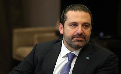 Prime Minister of Lebanon Saad Hariri.