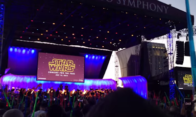 Star Wars Concert at SDCC 2015