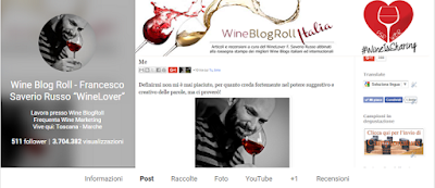 wine blogger influencer