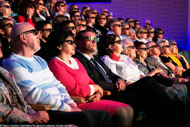 Муниципальный кинотеатр открылся в Хотькове