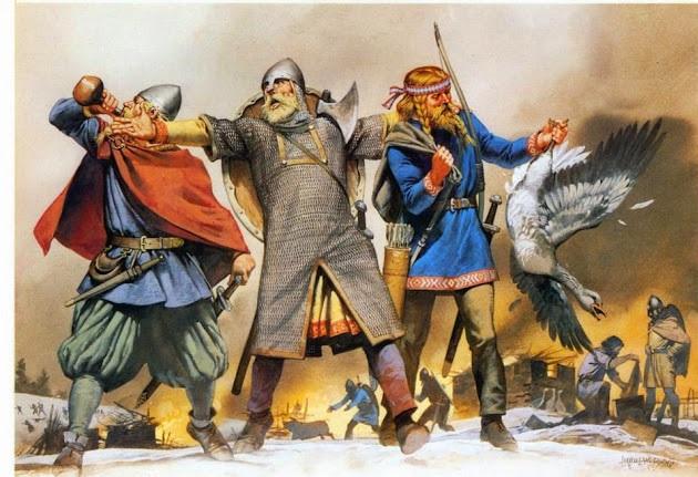 A Viking Mystery