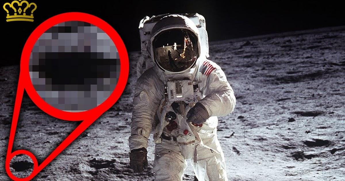 moon landing conspiracies - 1200×630