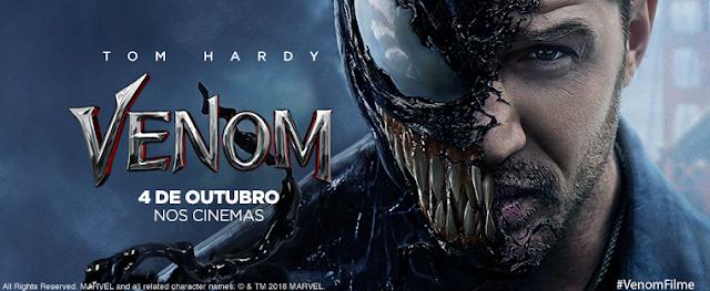 [Filme] Venom é mesmo ruim?