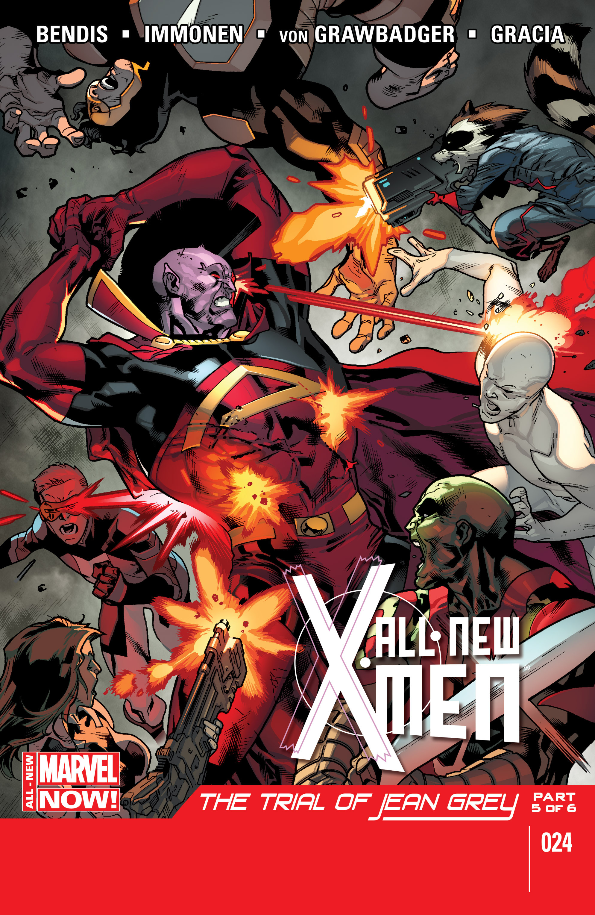 Read online All-New X-Men (2013) comic -  Issue #24 - 1