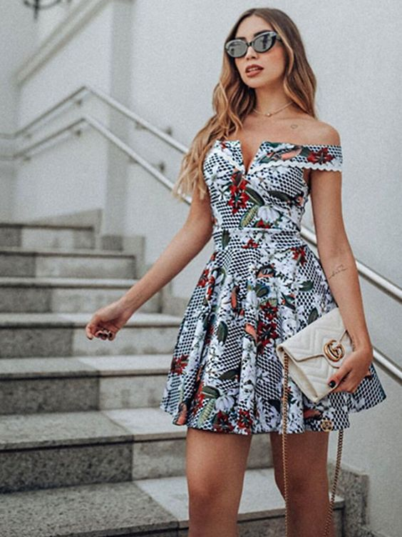 Ankara Short Dresses Style Are Now In Vogue And Today We Present An Amazing Collection Of Super Gorgeous Inspired Dress Designs These