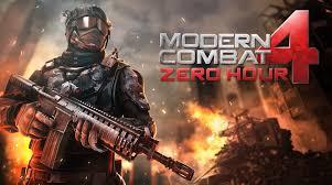 Modern Combat 4 Apk