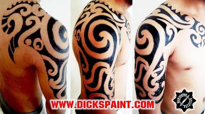 tattoo temporary jakarta