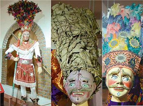 Los tobas y su nacimiento en el Carnaval de Oruro