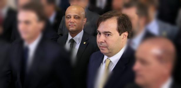 MAIA CORTA RELAÇÕES COM LÍDER DO GOVERNO NA CÂMARA