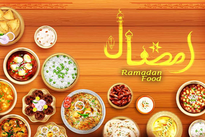 Ramadan Food - Top 5 Tips to Stay Fit in Ramadan