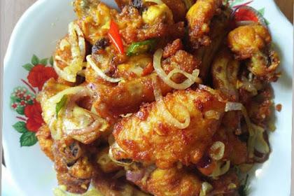 Resepi Ayam Goreng Kunyit Sedap Dan Mudah