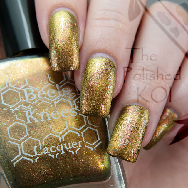 Bee's Knees Lacquer - Would You Kindly