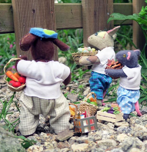 pique nique, children story, histoire pour enfants