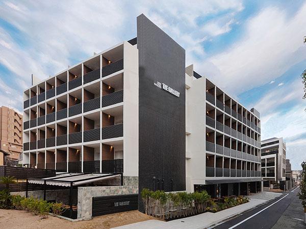 櫻花露台畫廊酒店 Sakura Terrace The Gallery