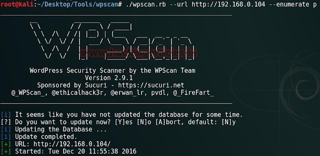 Wordpress Penetration Testing Using Symposium Plugin Sql -7333