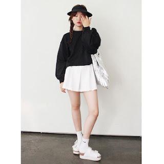 Fashion Korea Long skirt dan mini skirt