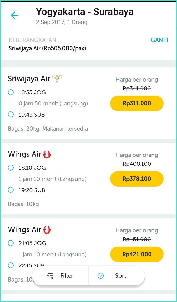 Kini Kita Bisa Booking Tiket Pesawat Melalui Airy Wulan