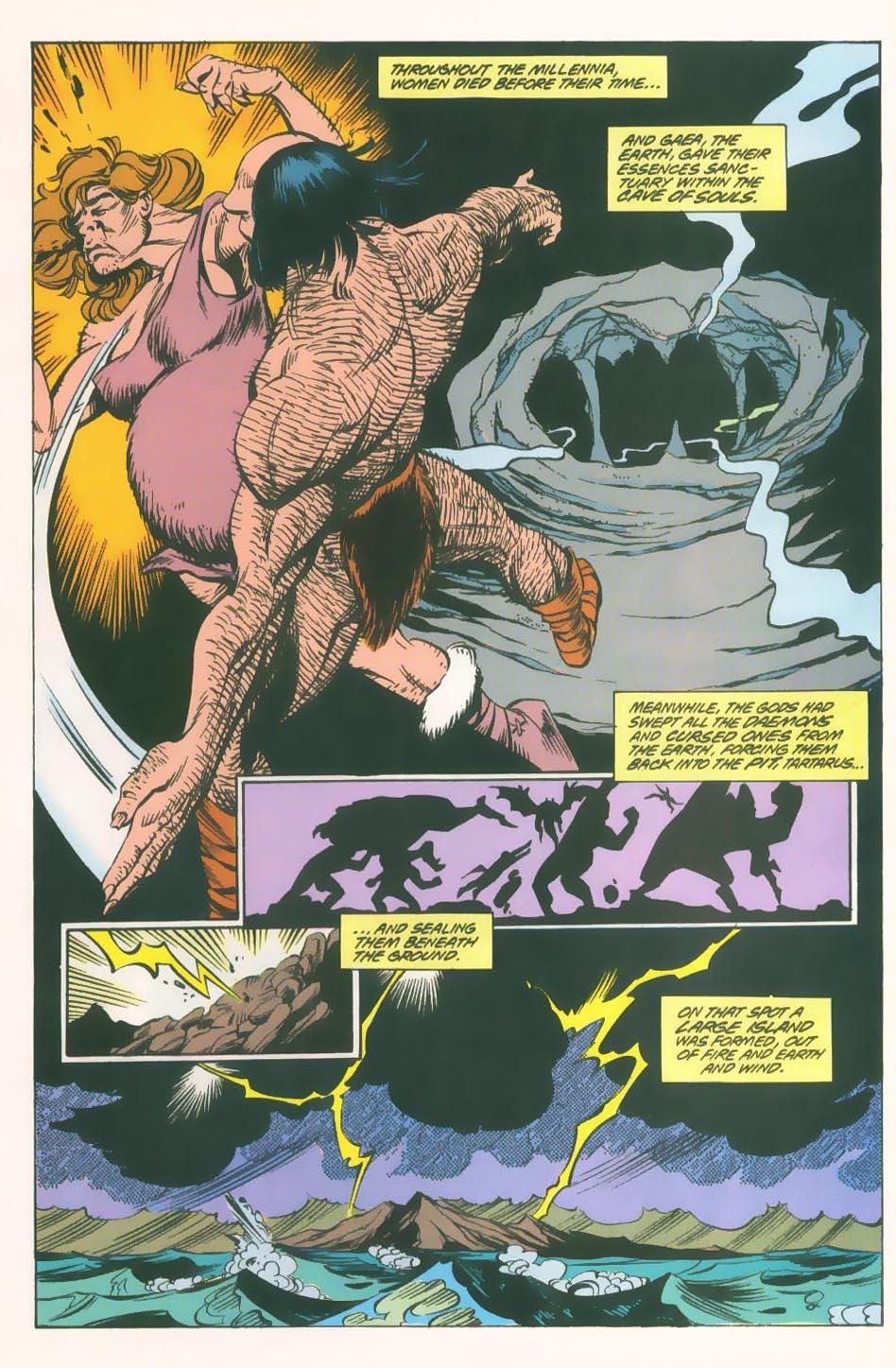 Read online Wonder Woman (1987) comic -  Issue #72 - 6