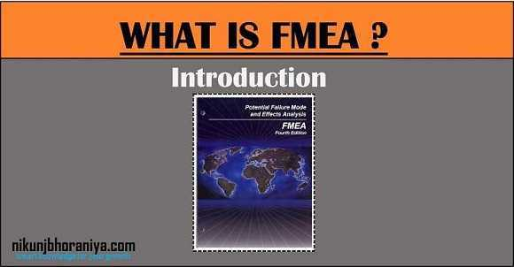 FMEA | What is FMEA (Failure Mode and Effects Analysis)?