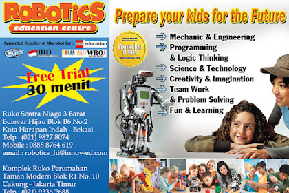Robotics Education Center Harapan Indah