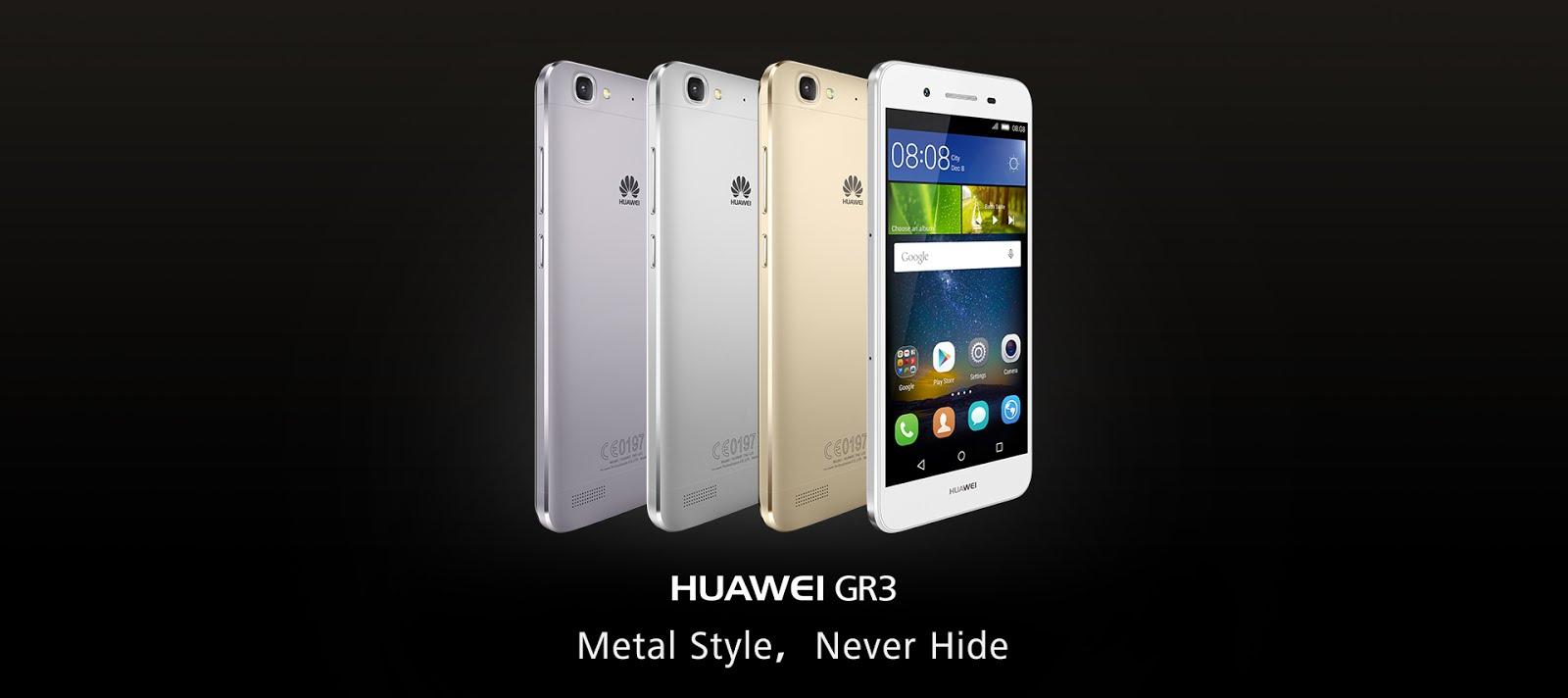 nck: Huawei GR3