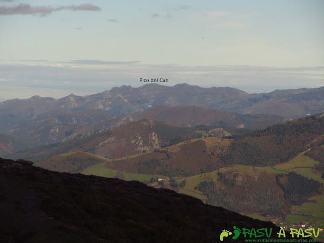 Pico del Can desde el Mosqueiro